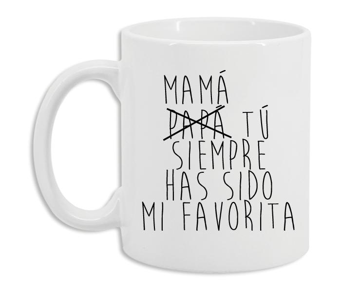 Taza Mamá Favorita