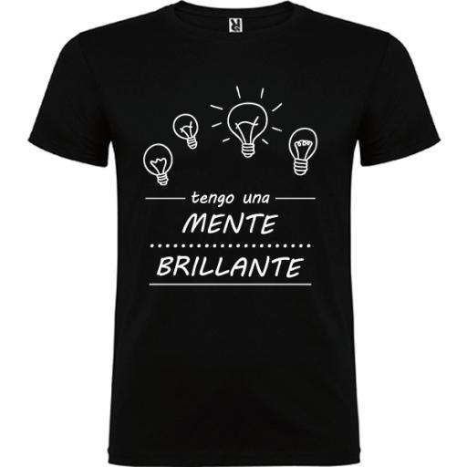 2 camisetas Mente Brillante [1]