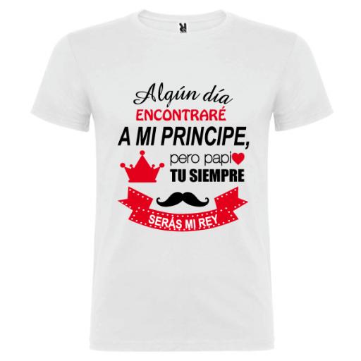Camiseta Mi principe