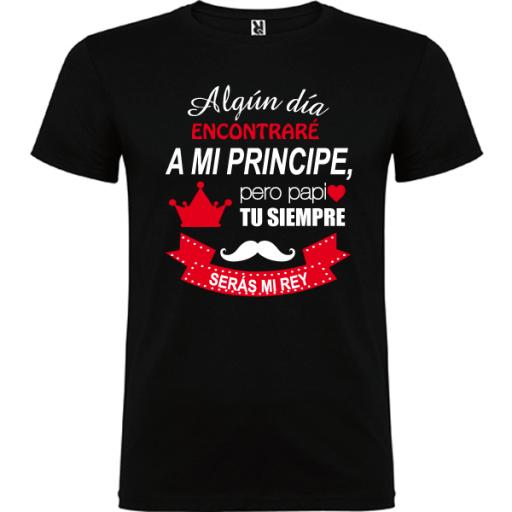Camiseta Mi principe [1]