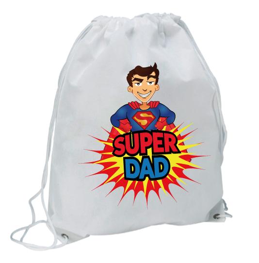 Mochila Súper Dad
