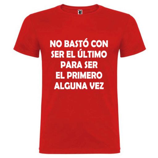 Camiseta Básica No Bastó [2]