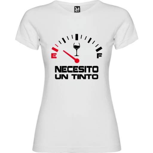 Camiseta Necesito un Tinto [2]