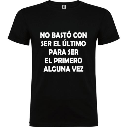Camiseta Básica No Bastó [3]