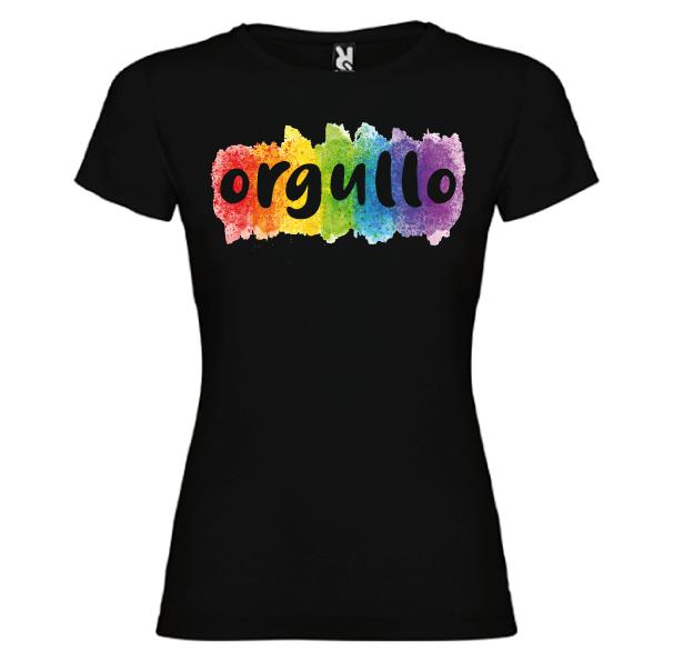 Camiseta Orgullo -Mujer-