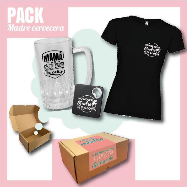 Caja Regalo Día de la Madre - Pack Madre Cervecera