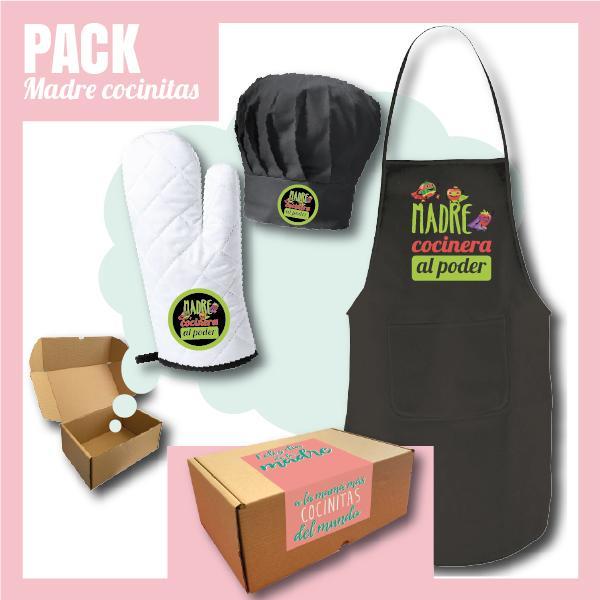 Caja Regalo Día de la Madre - Pack Madre Cocinitas