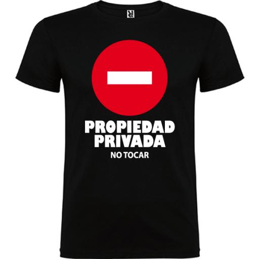 Camiseta Básica Privada [3]