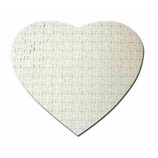 Puzzle corazón Imán [1]