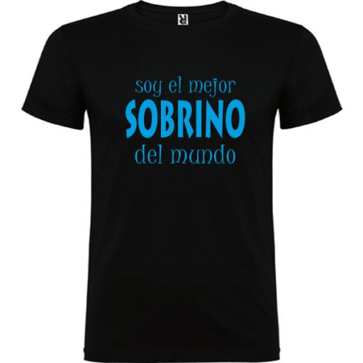 Camiseta Básica Soy el Mejor [1]