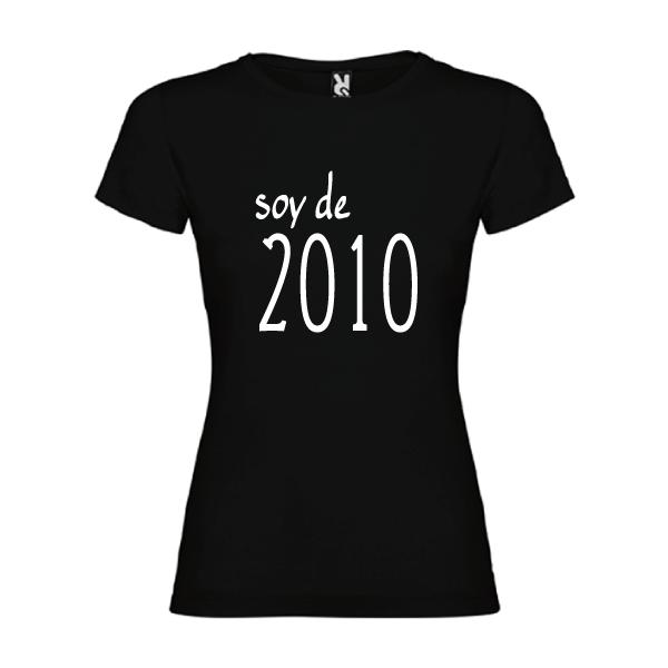 Camiseta Básica Soy de