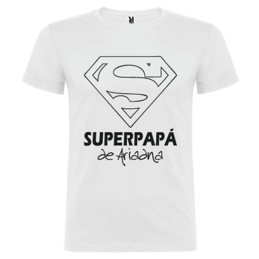 Camiseta SuperPapa [1]