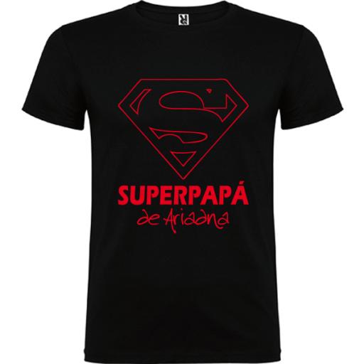 Camiseta SuperPapa [2]
