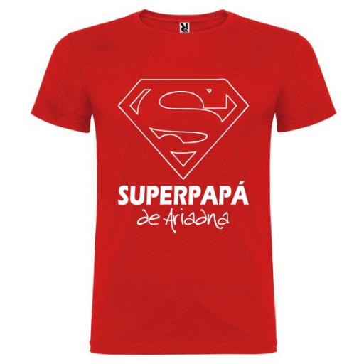 Camiseta SuperPapa