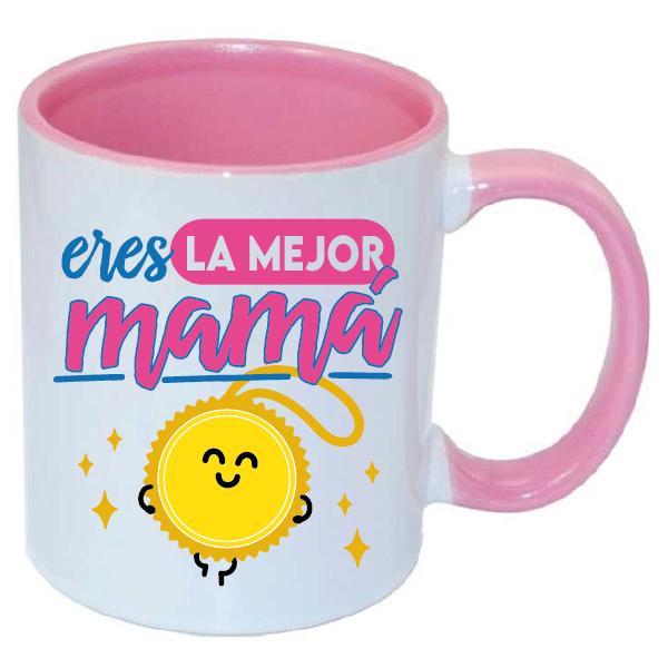 Taza Eres la Mejor Mamá