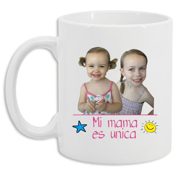 Taza Mi mama es unica