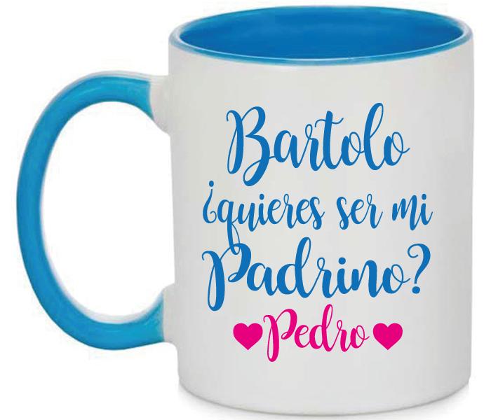 Taza Padrino