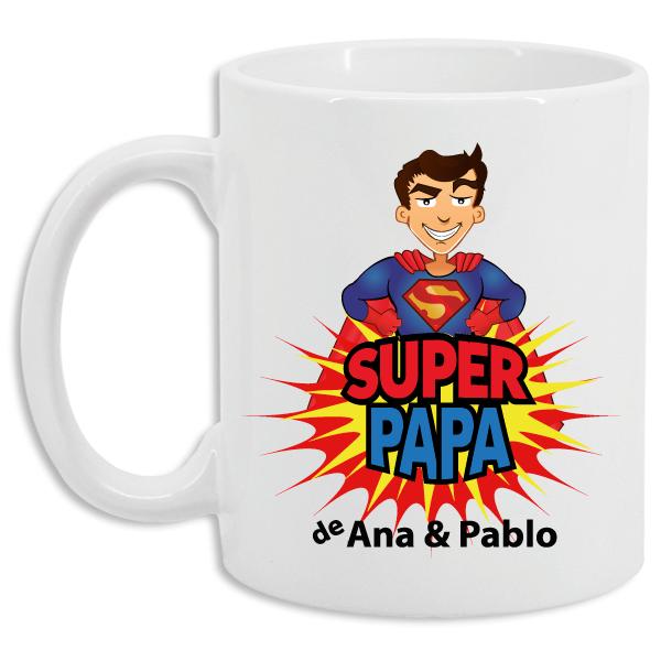 Taza Super Papa de