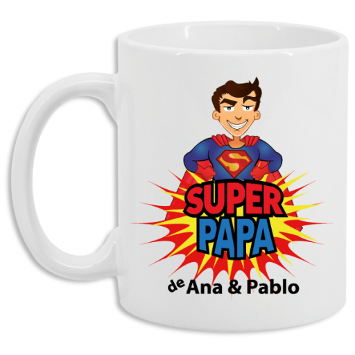 Taza Super Papa de [0]