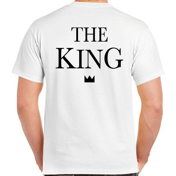 Camiseta Básica The King