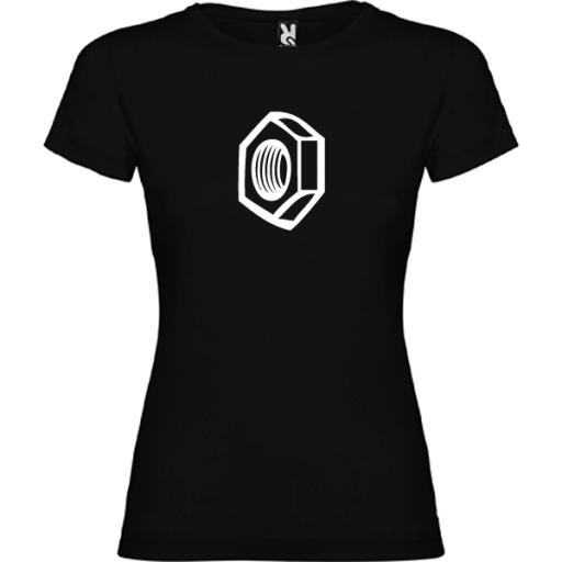 Camiseta Básica Tuerca