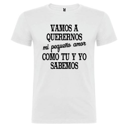 Camiseta Básica Vamos a (H) [1]