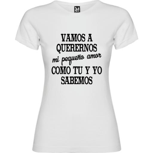 Camiseta Básica Vamos a (M) [1]