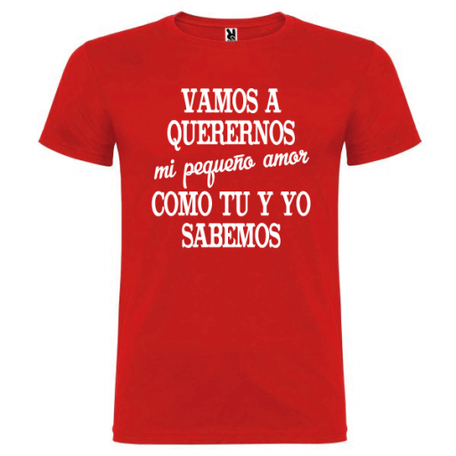 Camiseta Básica Vamos a (H)