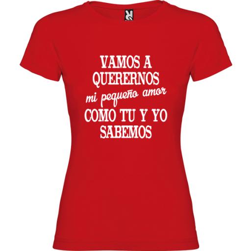 Camiseta Básica Vamos a (M) [2]