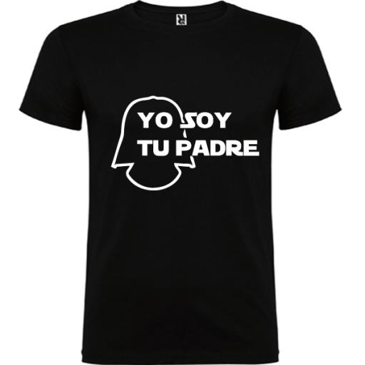 2 Camisetas Soy Tu Padre [1]