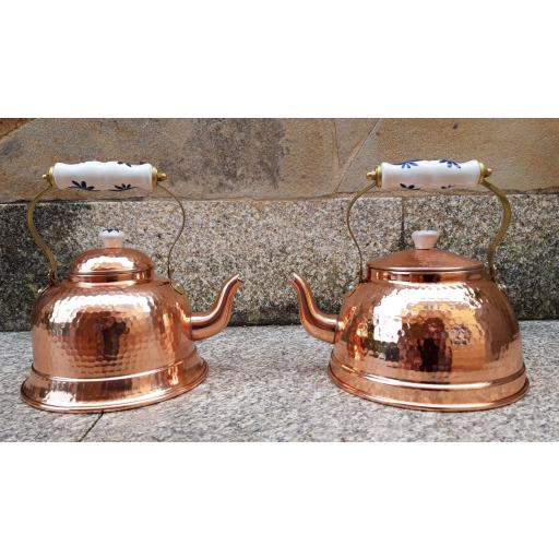 Cafetera cobre  [3]
