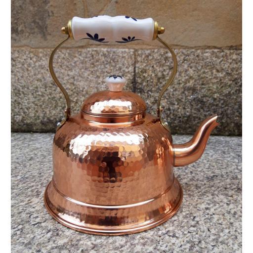 Cafetera cobre  [2]