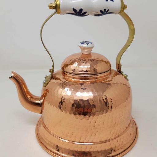 Cafetera cobre
