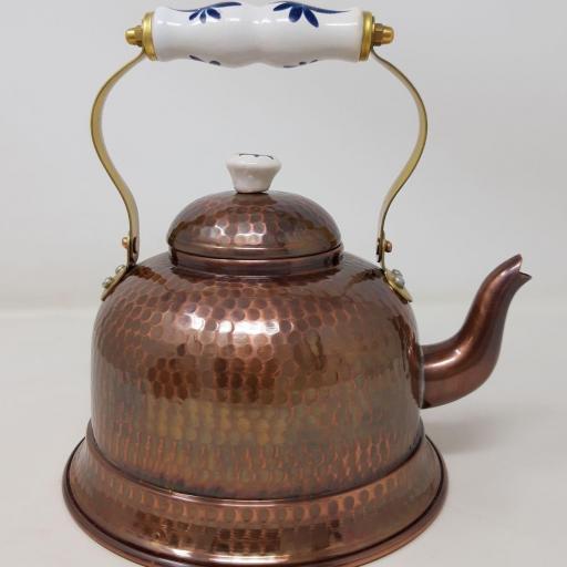 Cafetera cobre envejecido (oxi) [1]