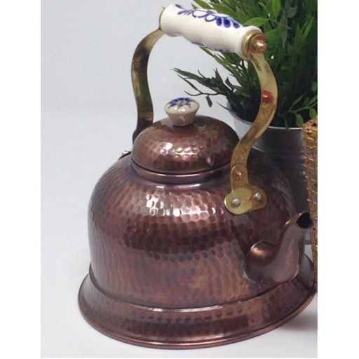 Cafetera cobre envejecido (oxi) [3]