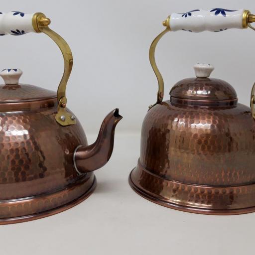 Cafetera cobre envejecido (oxi) [2]