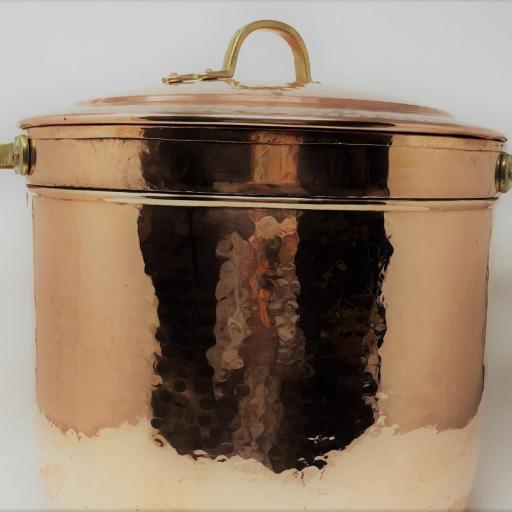 Pota de pulpo martillada  [3]