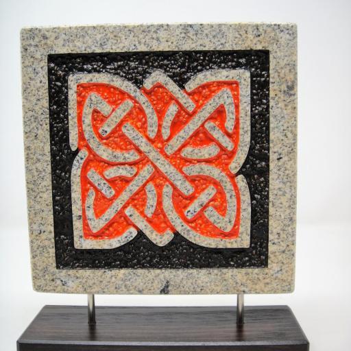 Peana piedra celta grande  [2]