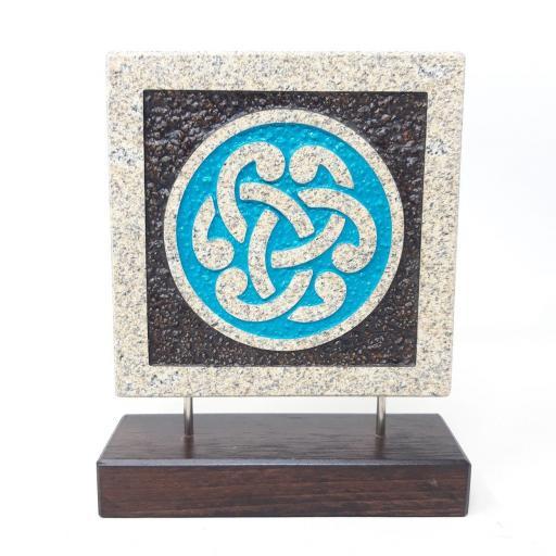 Peana piedra celta grande  [3]