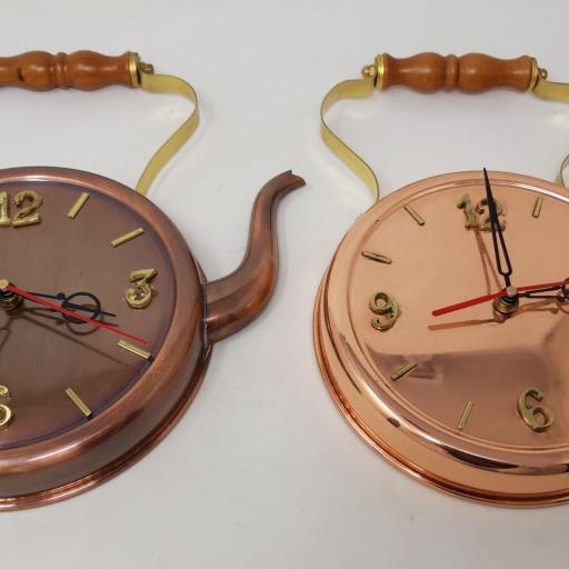 Cafetera Reloj [2]
