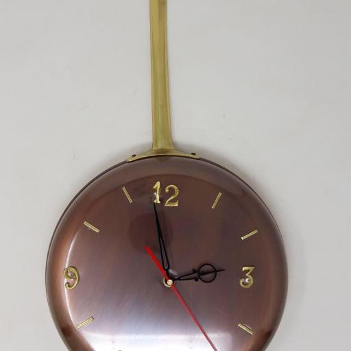 Sartén reloj [2]