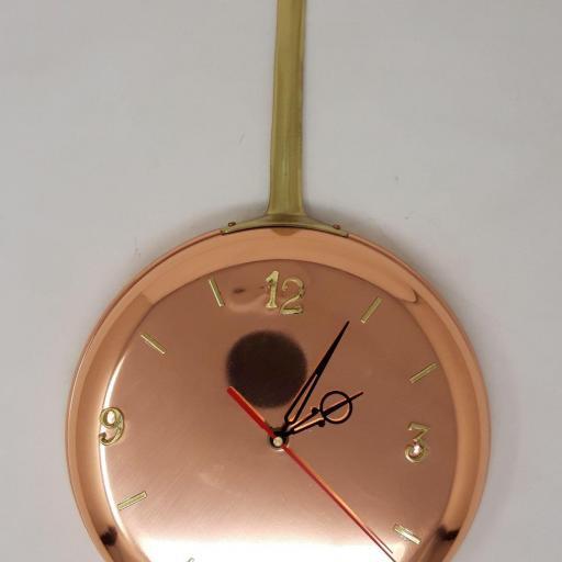 Sartén reloj [1]