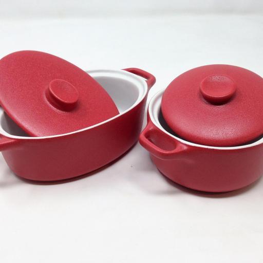 Potitas redondas y ovaladas  [2]