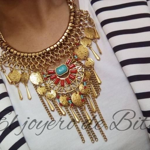 Collar gold