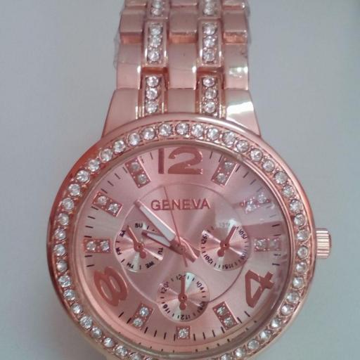 Reloj Crystal