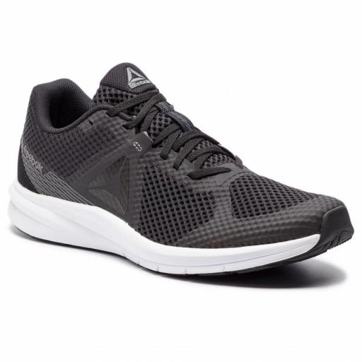 Zapatilla Running Reebok Endless Road Men. CN6423 black/true grey.