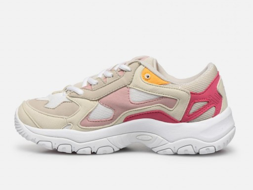 Zapatillas Casual Mujer FILA SELECT LOW WMN. Whitecap gray. 1010662.90R [2]
