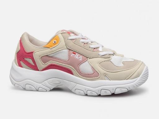 Zapatillas Casual Mujer FILA SELECT LOW WMN. Whitecap gray. 1010662.90R [3]