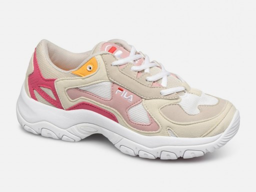 Zapatillas Casual Mujer FILA SELECT LOW WMN. Whitecap gray. 1010662.90R [1]