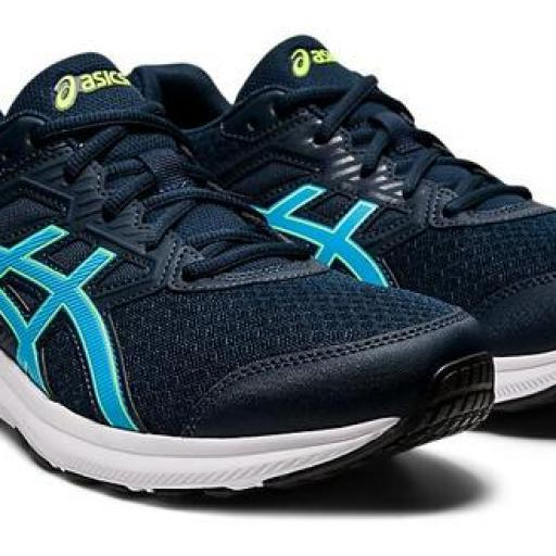 Asics Jolt 3 Men. French Blue/Digital Aqua. 1011B034-400 [2]